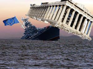 Греция тянет Европу на дно
