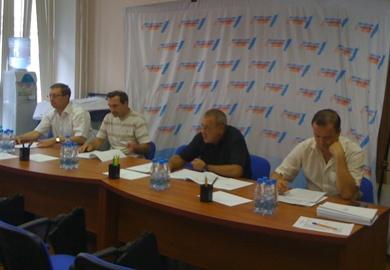 Федеральный политсовет «ПРАВОГО ДЕЛА» обсудил октябрьские выборы и ситуацию в Химках.