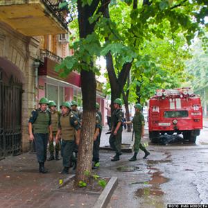 На Ставрополье ищут преступников.