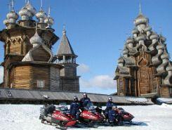 У России есть все возможности для развития туризма.
