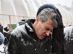 В «ПРАВОМ ДЕЛЕ» недовольны Гозманом и требуют его оставки.