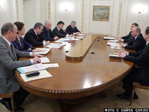 Владимир Путин: Нужно дорожить каждым мандатом.