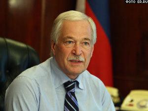 Борис Грызлов: Сохранение культуры зависит от ее востребованности.