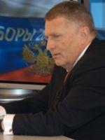 В.В.Жириновский: Выдвижение Путина было вполне ожидаемым.